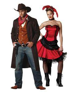 Burlesque Casino Costumes