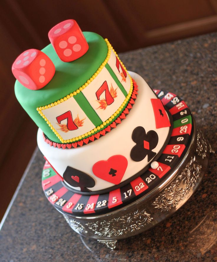 Playing Cards Cake Designs