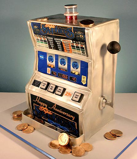 Slot Machine Cake Images Ideas And Recipes