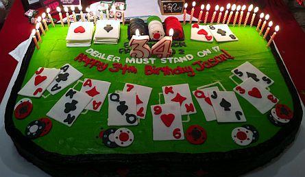 Homemade gambling games