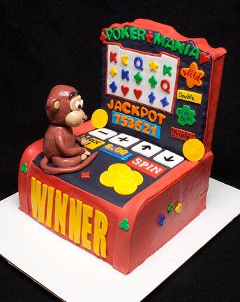 Slot Machine Cake Images Ideas And Recipes