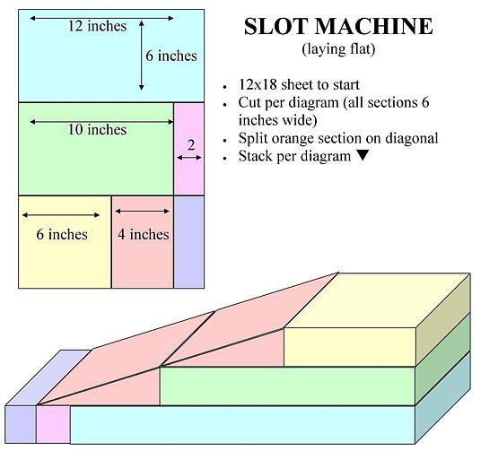 how to build a slot machine